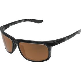 100% Hakan Brille matte black havana/smoke